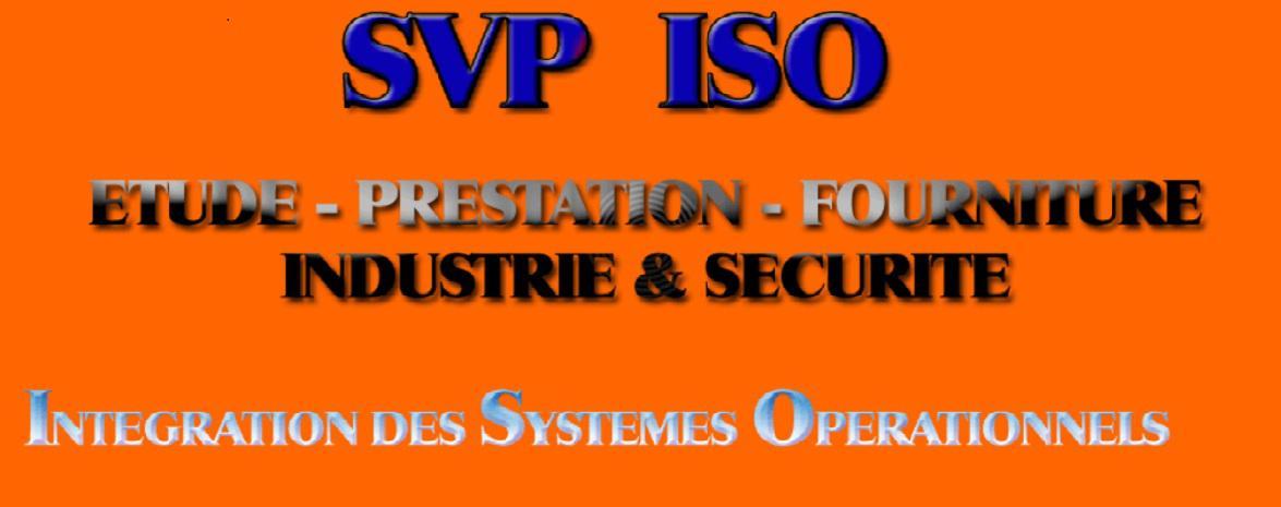 Sarl. SVP ISO